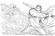 Jackson vs Ares CB