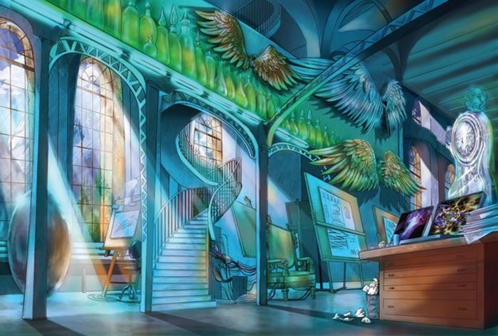 Daedalus' Wings | Riordan Wiki | FANDOM powered by Wikia