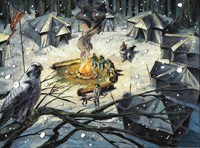 Hunters of Artemis campsite GN
