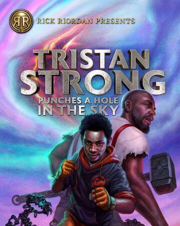 Resultado de imagen para Tristan Strong