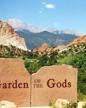 Garden Of The Gods Riordan Wiki Fandom