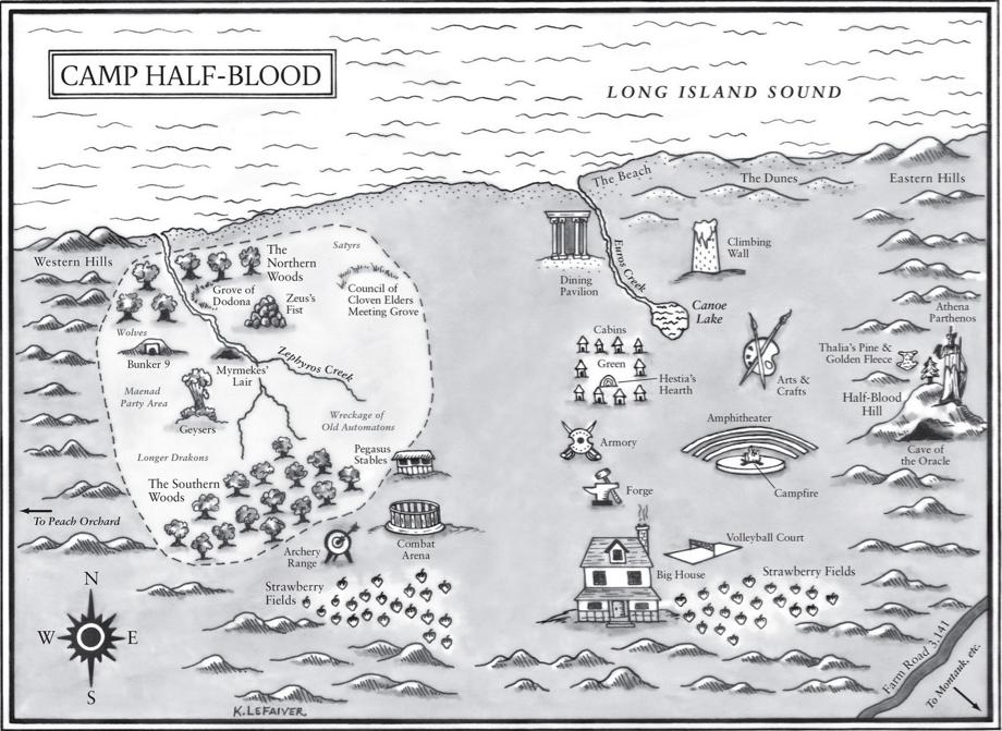 Camp Half Blood Riordan Wiki Fandom Powered By Wikia