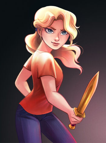 Annabeth Chase | Riordan Wiki | FANDOM powered by Wikia