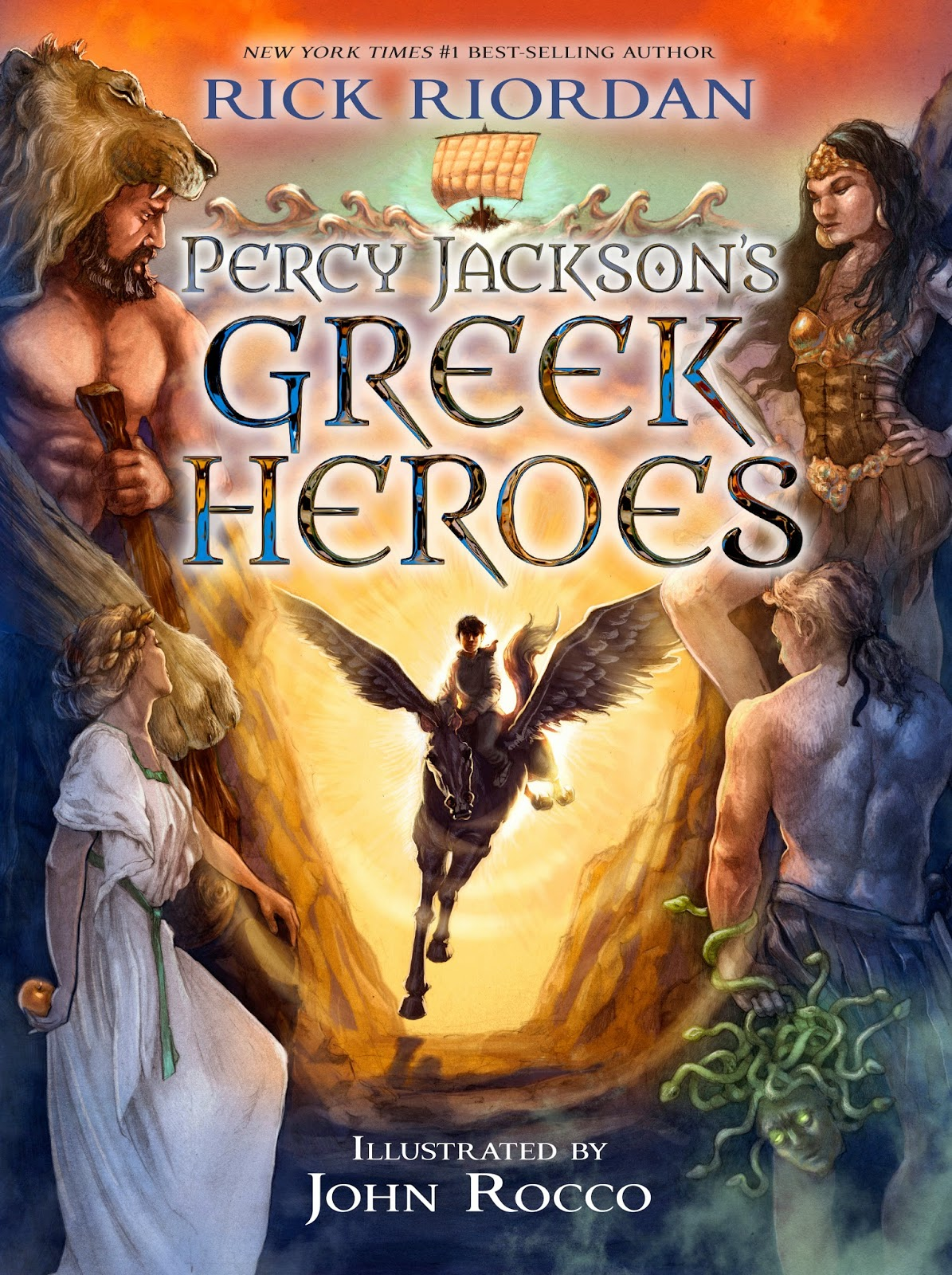 Percy Jacksonu0027s Greek Heroes Percy Jacksonu0027s Greek