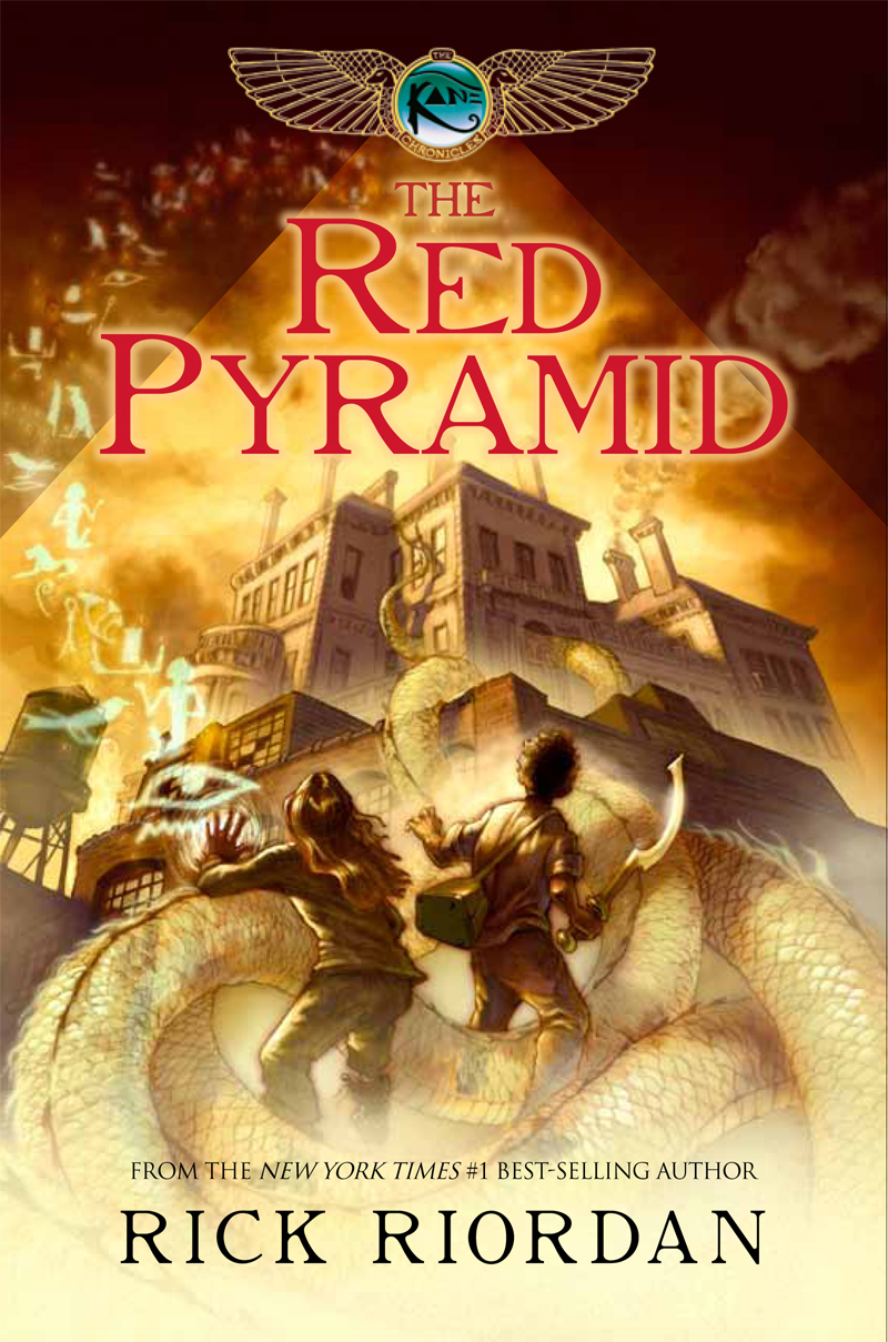 The Red Pyramid Set