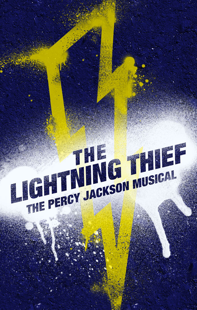 the lightning thief the percy jackson musical riordan wiki