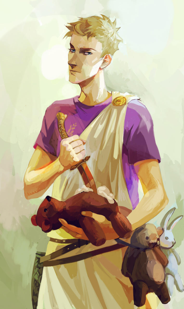Octavian | Riordan Wiki | FANDOM powered by Wikia