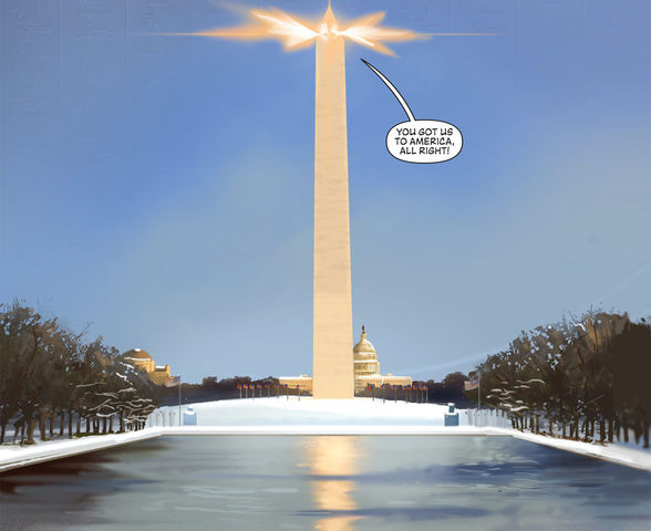 Washington Monument Riordan Wiki Fandom Powered By Wikia