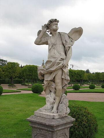 File:Antonio Bonazza-Zephyrus-Upper Gardens of Peterhof.jpg