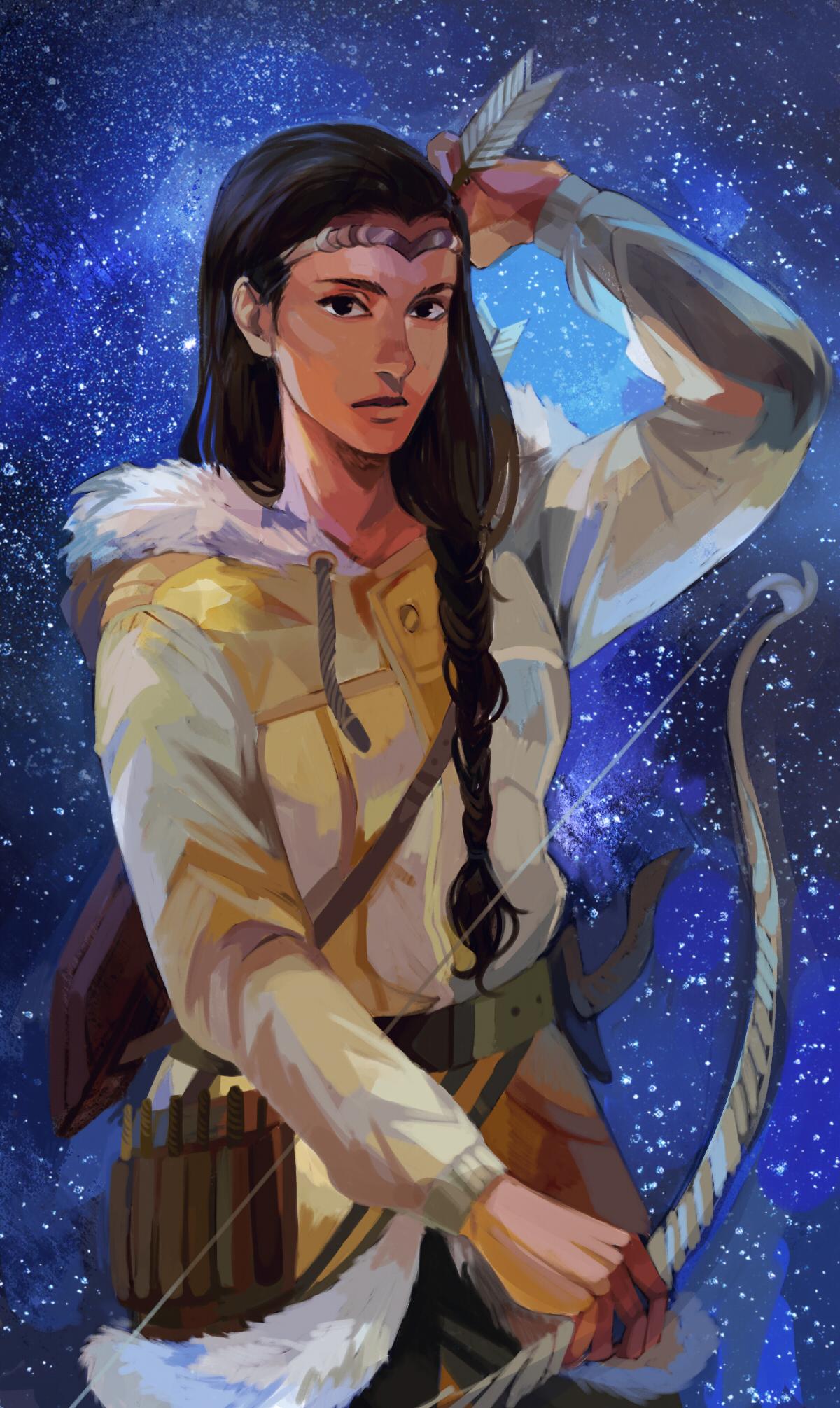 Zoë Nightshade | Riordan Wiki | FANDOM powered by Wikia
