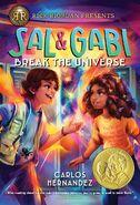 Sal & Gabi Break the Universe Alt Cover