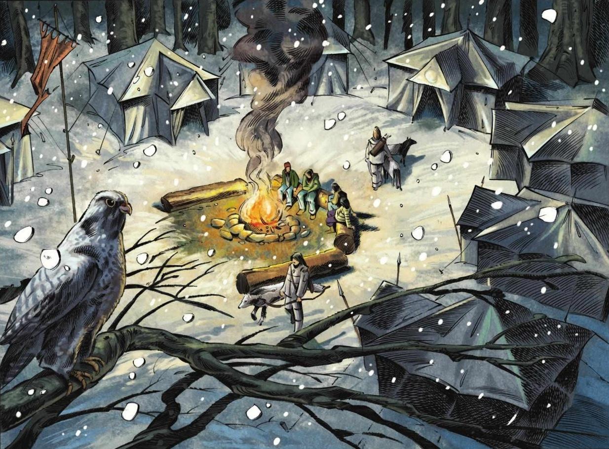 Hunters of Artemis | Riordan Wiki | FANDOM powered by Wikia