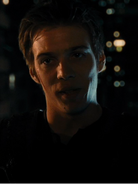 Jake Abel as Luke