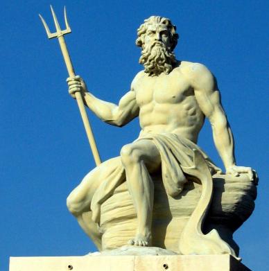 Image result for Neptune god