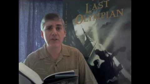 Percy Jackson 5 The Last Olympian