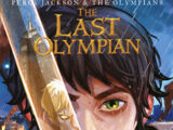 The Last Olympian (graphic novel)