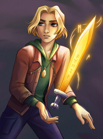 Magnus Chase | Riordan Wiki | FANDOM powered by Wikia