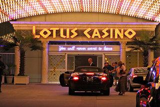 Where was the lotus casino in percy jackson filmed popular casinos in vegas