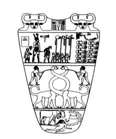 Narmer Palette-Back