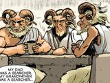 Council of Cloven Elders