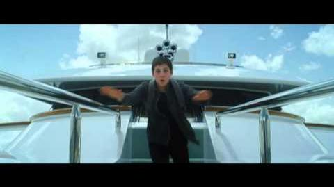 "Percy Jackson 2 Sea of Monsters - ""The Escape"" HD"