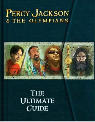 percy jackson and the olympians the ultimate guide riordan wiki