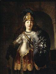 Rembrandt-Bellona