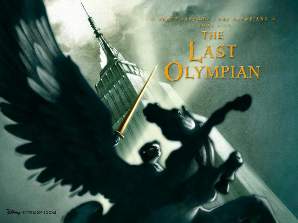 The Last Olympian Wallpaper 4 1024x768