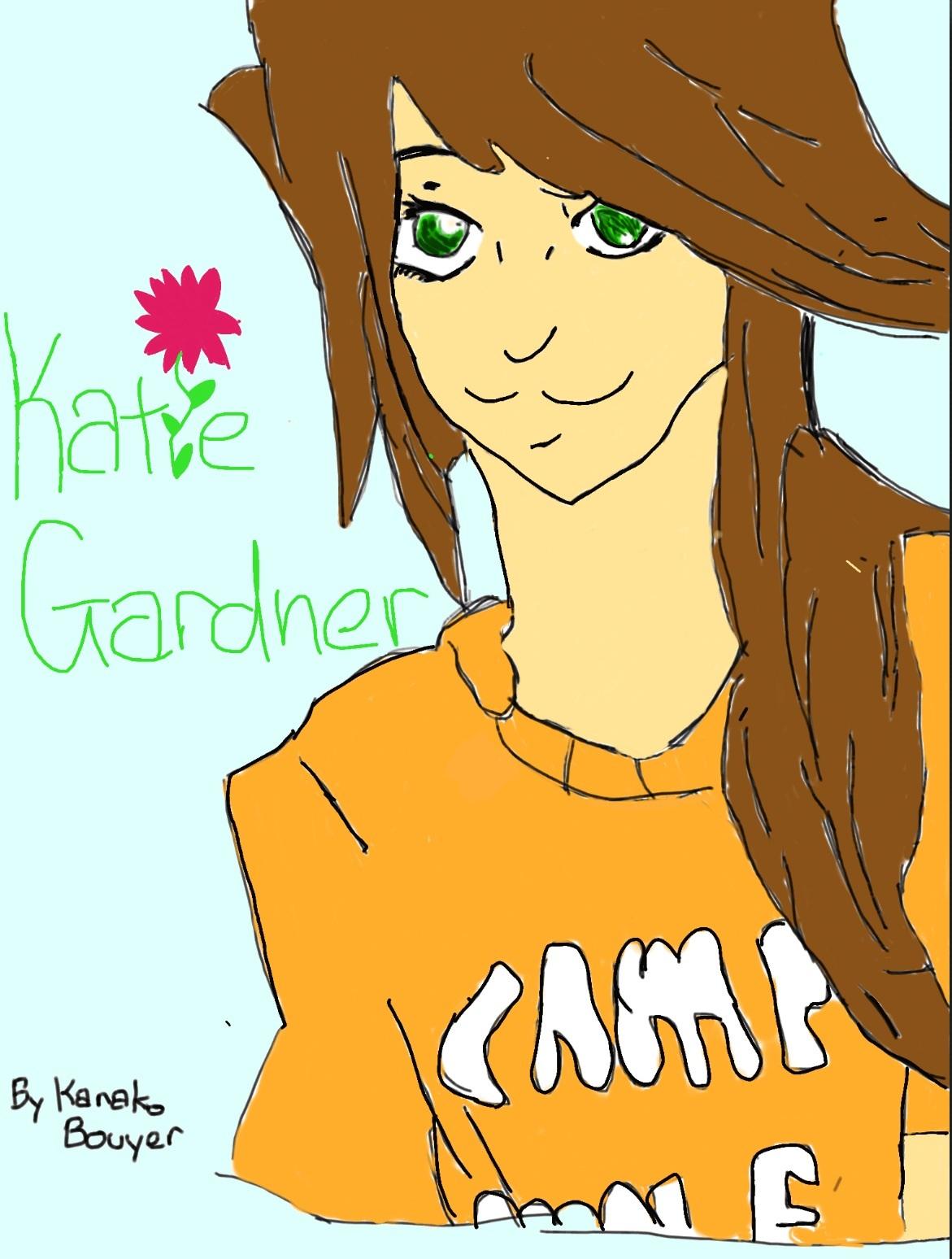 Katie gardner percy jackson