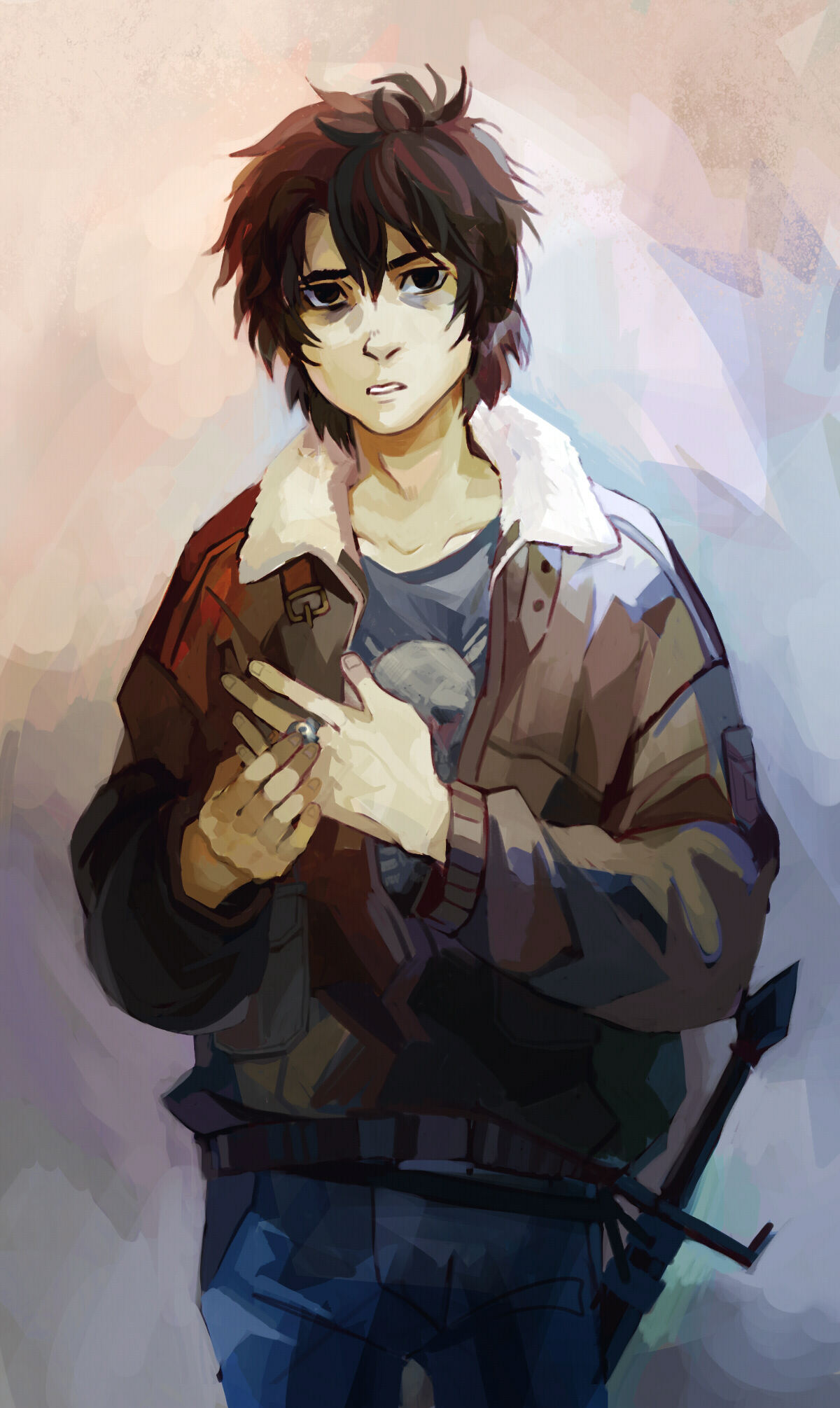 Image result for nico di angelo