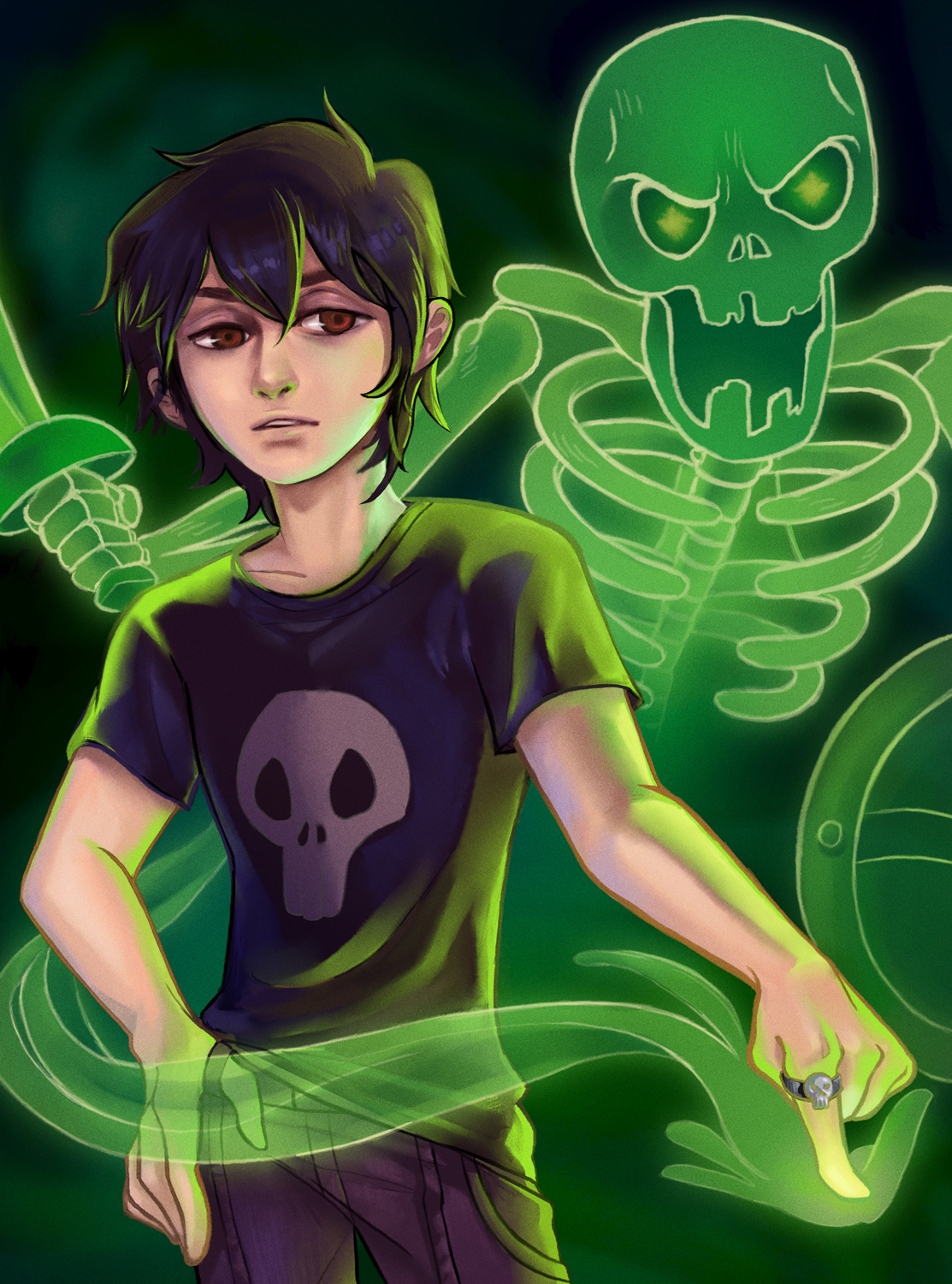 Nico Di Angelo Riordan Wiki Fandom Powered By Wikia