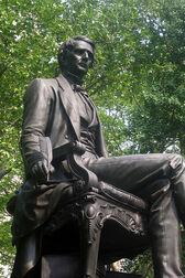 William H. Seward statue