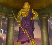 Statue of Jupiter