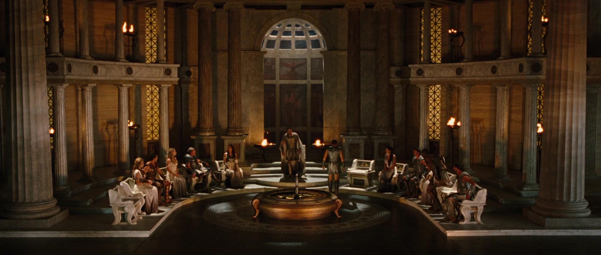 Hall Of The Gods Riordan Wiki Fandom Powered By Wikia