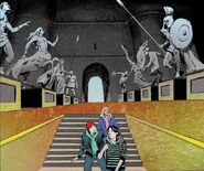 Hades' Palace entrance hall