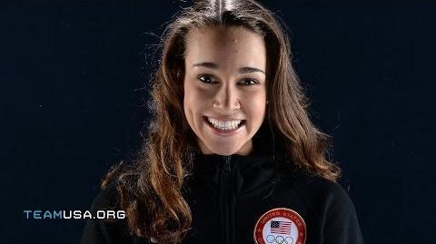 Sarah Hendrickson Making Team USA