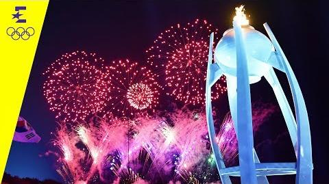 Winter Olympics Closing Ceremony Highlights Pyeongchang 2018 Eurosport