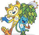 Rio de Janeiro 2016/Mascots
