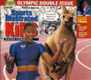 Marion Jones/Magazine covers