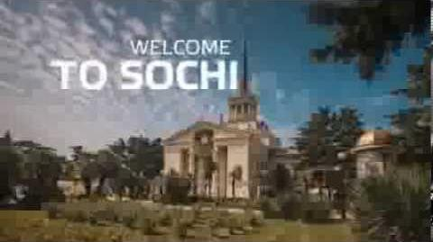 Welcome to Sochi!