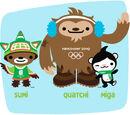 Vancouver 2010/Mascots
