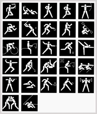 1984-Los-Angeles-Pictograms