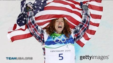Shaun White Great Moments In Team USA History