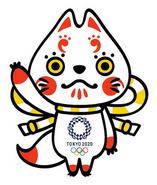 Tokyo 2020 Mascot (Olympic C Runner-Up)