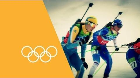 Olympic Games Debuts - Biathlon Mixed Relay 90 Seconds Of The Olympics