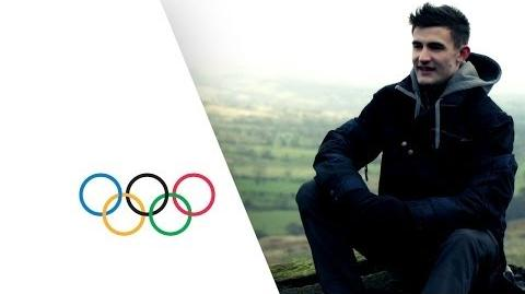 James Machon's Road to Sochi with the Support from Olympic Sollidarity