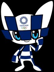 Miraitowa (Tokyo 2020 Olympic Games Mascot)