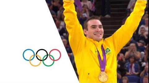 Gymnastics Artistic Men's Rings Final - London 2012 Olympic Games Highlights