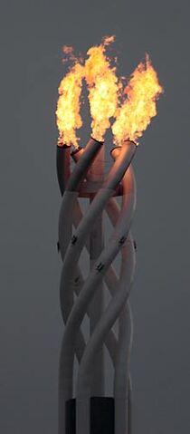 File:Torino Olympic Cauldron.jpg