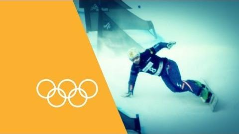 Olympic Games Debuts - Snowboard Parallel Slalom 90 Seconds Of The Olympics